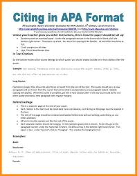apa writing style examples apa writing style samples acepeople co