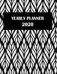 Buy Yearly Planner 2020 By Sky Yearly Plan With Free Delivery