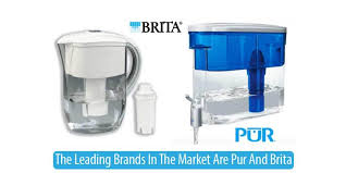 Brita water filter ad Amazing Pur Vs Brita Boxed Pur Vs Brita Water Filters What Is The Difference Between Them