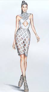 2504 Best Fashion Draw Images On Pinterest Drawings Fashion