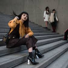 south korean women report facing pressure to dress in cern ways especially in the workplace