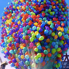 Up House Balloons With Balloons Up Pixar