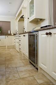 White Kitchen Tile Floor Ideas Pictures Of Kitchens Grey Color