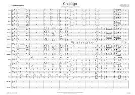 Chicago Published Score Chicago Published Score