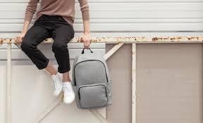 men's modern zip backpack  large  everlane