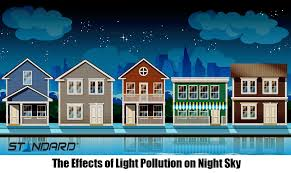 Causes Of Light Pollution All You Need To Know About Light Pollution Stanpro
