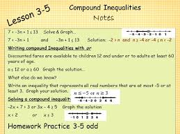 27 compound inequalities