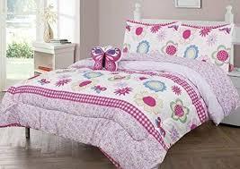 tahari home kids 4pc twin comforter set