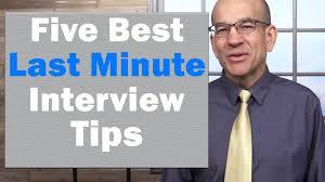 Tips For Interview 5 Best Interview Tips The Ultimate Formula To Interview Success
