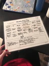5 Steps To Help You Make A Weekly Meal Plan That Works