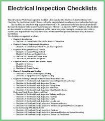 Equipment Checklist Extraordinary Equipment Inspection Checklist Template Simple Writing Templates