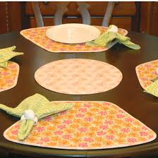 interior enchanting placematr round table designs placemats tables blue washable oval quilted placemats for round tables