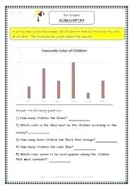 Blank Tally Chart And Bar Graph Worksheet Double Bar Graph Worksheets Charleskalajian Com