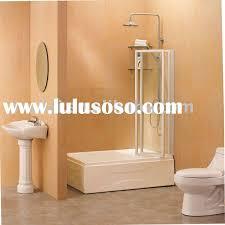 bed amazing accordion glass shower door 19 folding doors tub