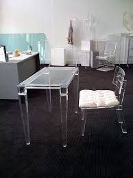 acrylic office chairs. contemporary chairs clear acrylic office chair uk swivel image of  small desk inside chairs