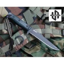 <b>Нож Intruder</b> 440C Black Titanium Kizlyar Supreme купить в ...