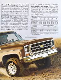 Car Brochures - 1979 Chevrolet and GMC Truck Brochures / 1979 ...