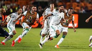 Riyad Mahrez And Algeria's Victory