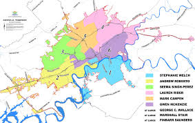 city council districts  city of knoxville