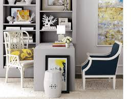 home office office decorating small. Grey Home Office. Contemporary-decor-home-office-built-in- Office Decorating Small