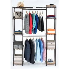 Closet ~ Freestanding Closet System Freestanding Sliding Glass ...