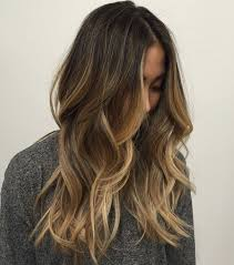 Dark Hair With Light Brown Streaks Gorgeous Brown Hairstyles With Blonde Highlights