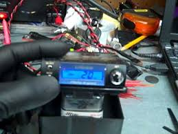 greddy profec b spec ii youtube Greddy Profec OLED at Greddy Profec B Spec 2 Wiring Harness