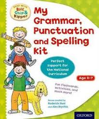 Grammar Punctuation Oxford Reading Tree Read With Biff Chip And Kipper My Grammar Punctuation And Spelling Kit