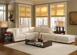 sectional living room sofas studio contemporary living room with sectional sofa baxton studio orland whit
