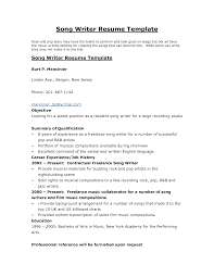 Resume Writing Examples 17 Examples Or Resumes Sample Resumes For