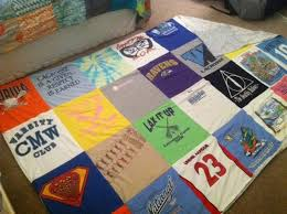 Fitzness.com & How to Make a Quilt out of Your Old Race Shirts and Jerseys! Adamdwight.com