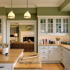 kitchens with white appliances and white cabinets. Inspiration For A Timeless Enclosed Kitchen Remodel In New York With Glass-front Cabinets, Kitchens White Appliances And Cabinets