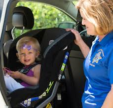 child safety seat installation