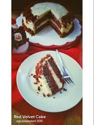 Red Velvet Cake Ncc By Yayu S Wulandari Event Online Ncc Resep