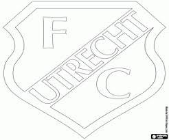 Kleurplaten Emblemen Van De Nederlandse Voetbalcompetitie