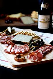 Image result for Pate and Cured meat platter