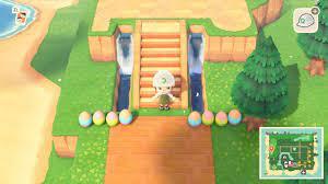 あつ森 階段 マス