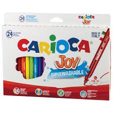 """Купить <b>Фломастеры CARIOCA</b> (Италия) """"<b>Joy</b>"""", 24 цвета ..."""