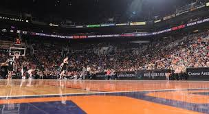 Talking Stick Arena Suns Seating Chart Premium Experience Phoenix Suns