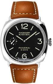pam00609 panerai radiomir black seal 8 days 45mm mens watch availability panerai radiomir black seal 8 days 45mm mens watch