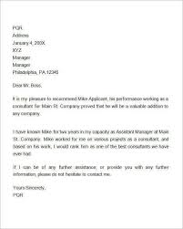 Referral Letters Sample Referral Letter Sample For Employment Letters Free