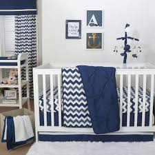 glamorous navy blue crib bedding beautiful the peanut shell piece baby set pintuck pictures wonderful and white pink grey chevron nursery furniture bedroom