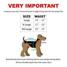 Dog Diaper Size Chart Reusable Washable Dog Diaper Female Large Big Dog Breeds Hook Loop Size L Xl