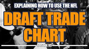 Nfl Trade Chart Nfl Draft Trade Chart Explanation