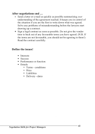 Salary Negotiation Email Salary Negotiation Email Example Skills For Project Managers 42 728