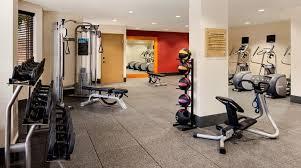 hilton garden inn bossier city shreveport hotel la fitness center