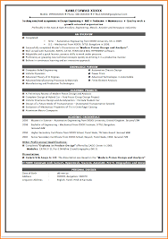 6+ fresher resume sample | Skills-Based Resume