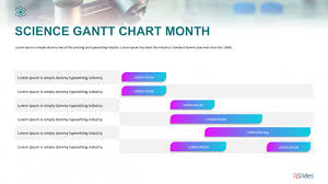 I Hate Gantt Charts Sciences Gantt Template Free Powerpoint Templates