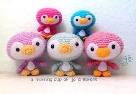 Cute Crochet Patterns Stunning 48 Adorable Penguin Crochet Patterns