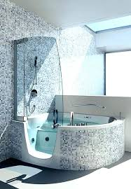 terrific corner bath shower curtain corner bathtub shower curtain rod shower corner bathroom shower ideas corner
